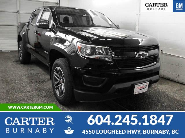 2020 Chevrolet Colorado WT (Stk: D0-39360) in Burnaby - Image 1 of 13