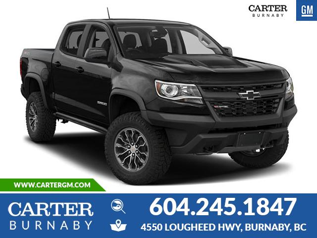 New 2020 Chevrolet Colorado ZR2  - Burnaby - Carter GM Burnaby