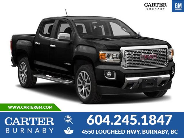 2020 GMC Canyon Denali (Stk: 80-5630T) in Burnaby - Image 1 of 1
