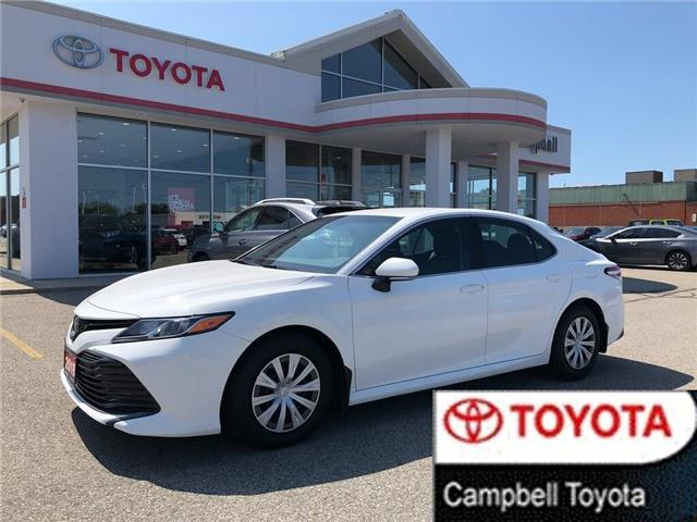 2018 Toyota Camry L (Stk: CP9553) in Chatham - Image 1 of 18