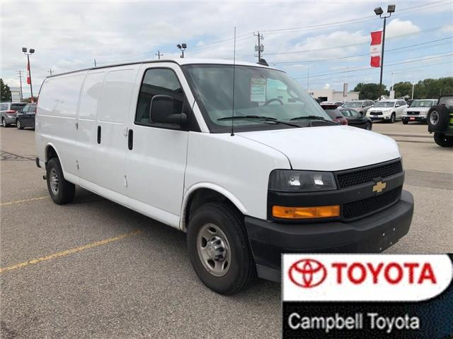 2019 Chevrolet Express 2500 Work Van (Stk: CP9657) in Chatham - Image 1 of 12