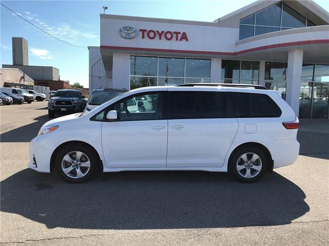 2018 Toyota Sienna  (Stk: CP9698) in Chatham - Image 1 of 17