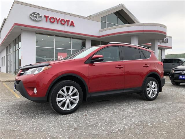 2014 Toyota RAV4 Limited (Stk: 42089A) in Chatham - Image 1 of 21