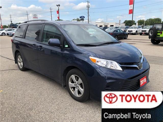 2018 Toyota Sienna  (Stk: CP9613) in Chatham - Image 1 of 13