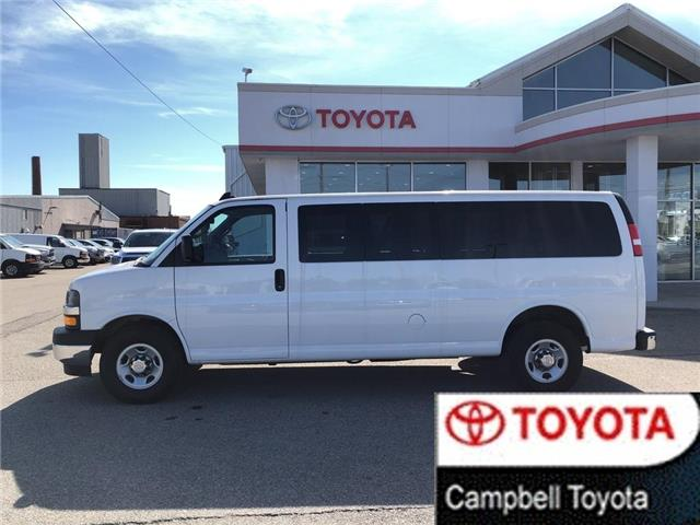 2018 Chevrolet Express 3500 LT (Stk: CP9654) in Chatham - Image 1 of 16