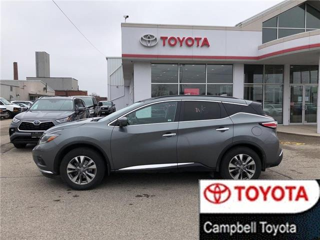 2018 Nissan Murano  (Stk: CP9890) in Chatham - Image 1 of 17