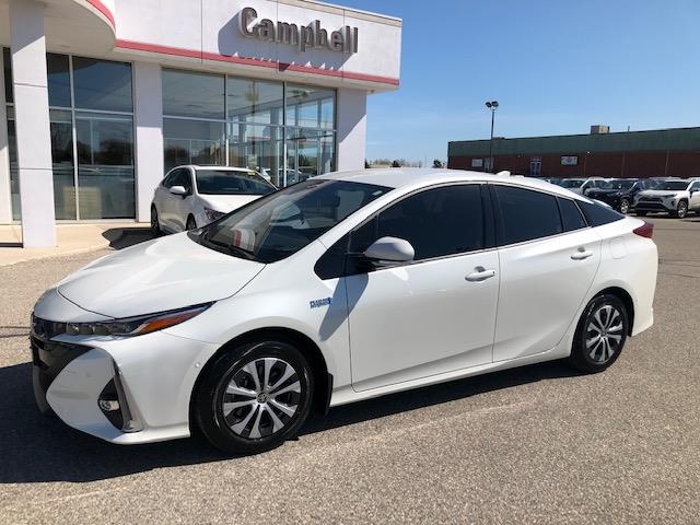 2020 Toyota Prius Prime Upgrade (Stk: 42030) in Chatham - Image 1 of 10