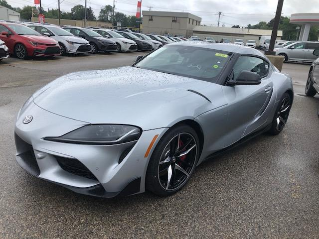 2021 Toyota GR Supra 3.0 (Stk: ) in Chatham - Image 1 of 8