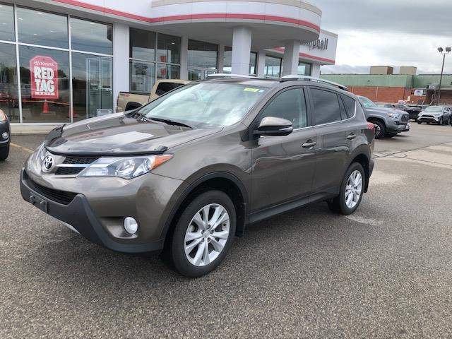 2015 Toyota RAV4 Limited (Stk: 42231A) in Chatham - Image 1 of 10