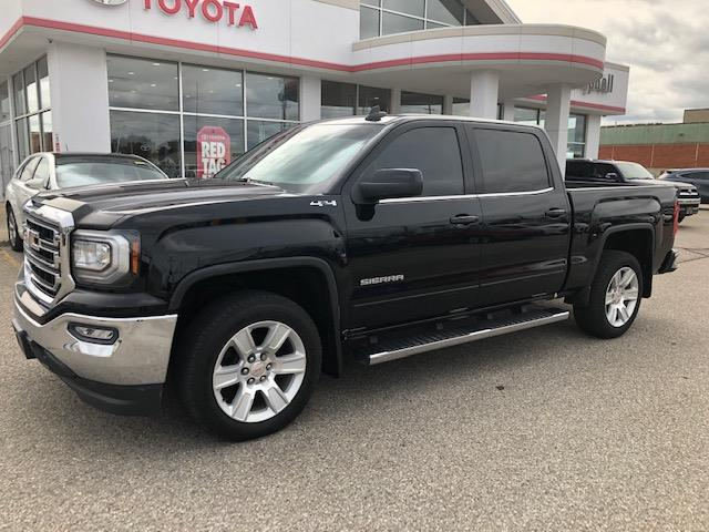 2018 GMC Sierra 1500 SLE (Stk: 42352A) in Chatham - Image 1 of 10