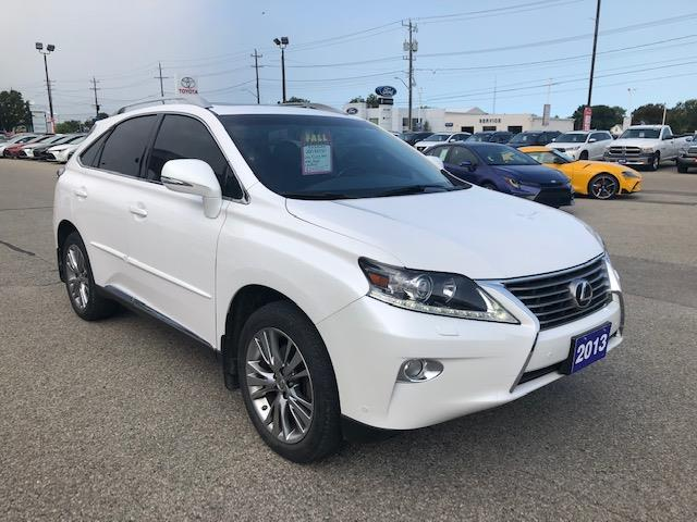 2013 Lexus RX 350 Base (Stk: CP10131A) in Chatham - Image 1 of 12