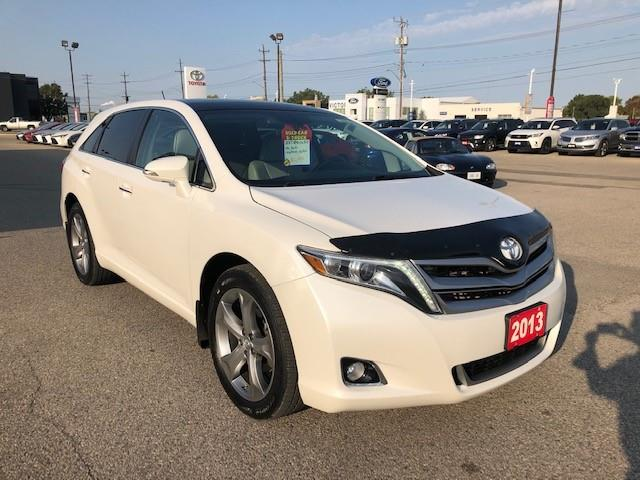 2013 Toyota Venza Base V6 (Stk: 42351B) in Chatham - Image 1 of 15