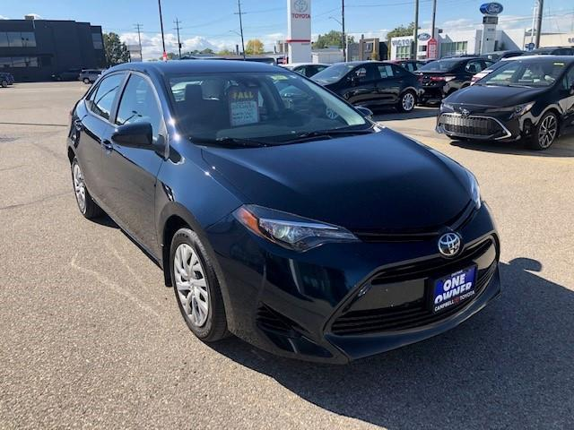 2017 Toyota Corolla LE (Stk: CP10175) in Chatham - Image 1 of 13