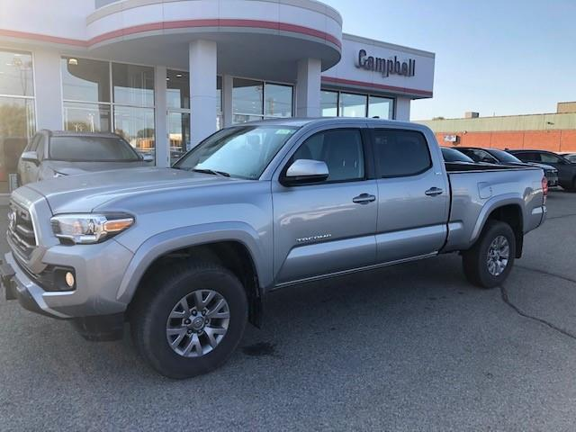 2016 Toyota Tacoma SR5 (Stk: ) in Chatham - Image 1 of 5