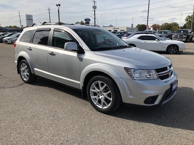 2014 Dodge Journey R/T (Stk: 43011A) in Chatham - Image 1 of 11