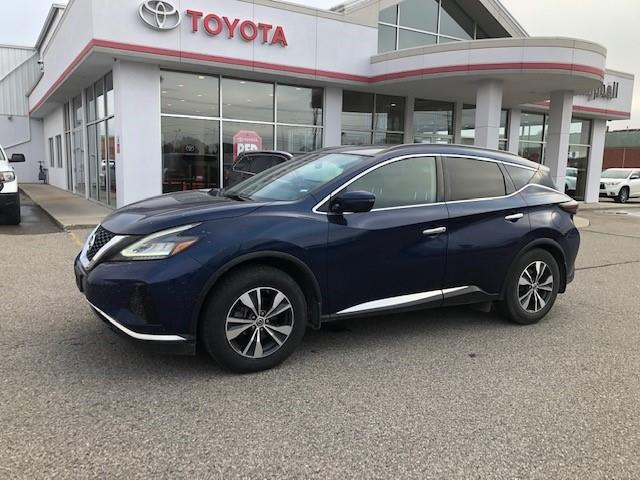 2019 Nissan Murano SV (Stk: ) in Chatham - Image 1 of 6