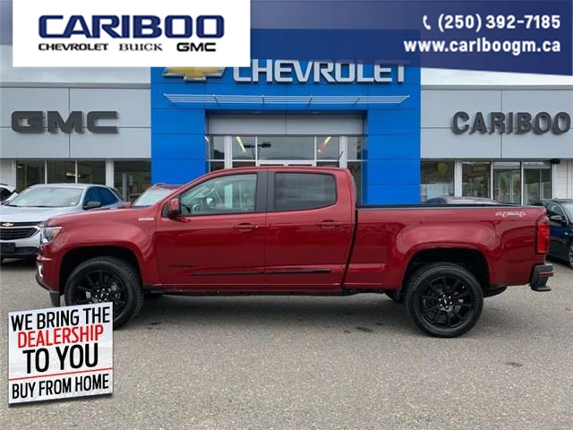 2019 Chevrolet Colorado LT (Stk: 19T212) in Williams Lake - Image 1 of 40