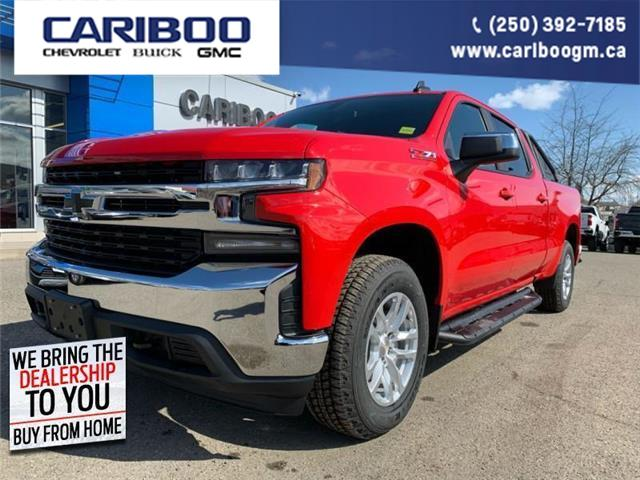 2019 Chevrolet Silverado 1500 LT (Stk: 19T200) in Williams Lake - Image 1 of 39