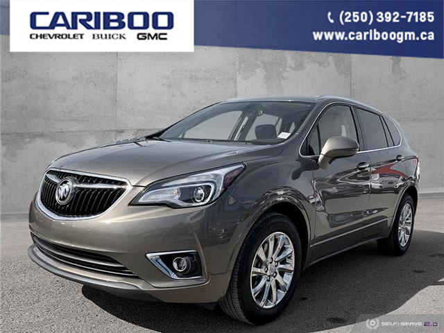 2019 Buick Envision Essence (Stk: 9721) in Williams Lake - Image 1 of 23