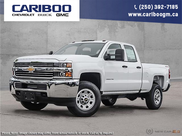 2019 Chevrolet Silverado 2500HD WT (Stk: 19T291) in Williams Lake - Image 1 of 23