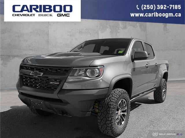 2020 Chevrolet Colorado ZR2 (Stk: 20T097) in Williams Lake - Image 1 of 27