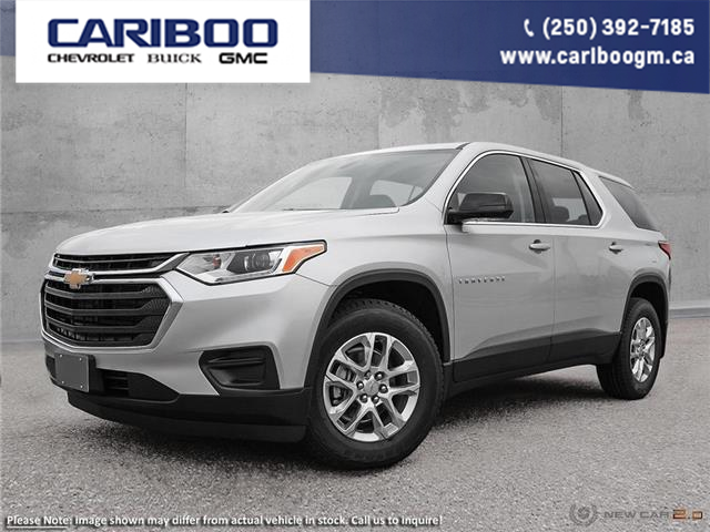 2020 Chevrolet Traverse LS (Stk: 20T104) in Williams Lake - Image 1 of 22