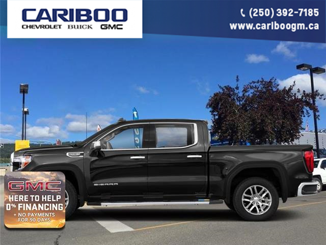 2020 GMC Sierra 1500 Base (Stk: 20T118) in Williams Lake - Image 1 of 1