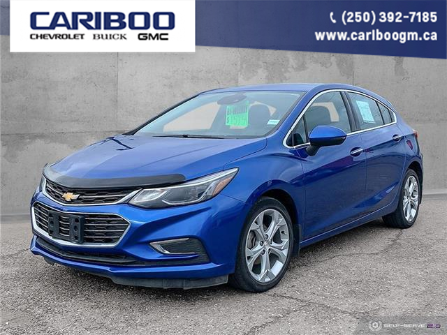 2018 Chevrolet Cruze Premier Auto (Stk: 20T095A) in Williams Lake - Image 1 of 25