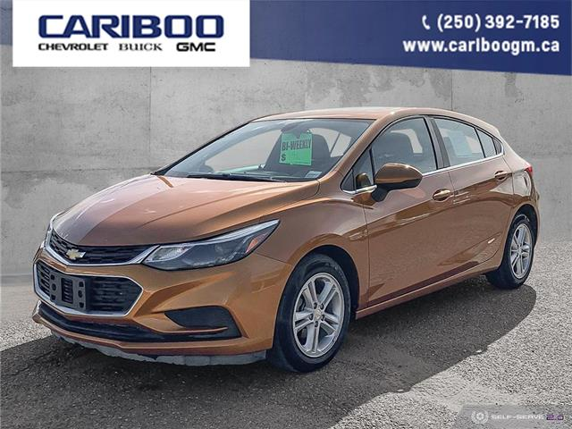 2017 Chevrolet Cruze Hatch LT Auto (Stk: 20T131AA) in Williams Lake - Image 1 of 24