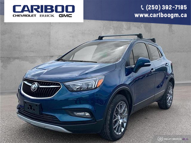 2019 Buick Encore Sport Touring KL4CJ2SB8KB773756 20T098A in Williams Lake