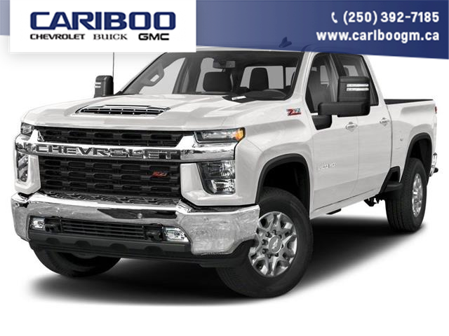 2020 Chevrolet Silverado 3500HD Work Truck (Stk: 20T149) in Williams Lake - Image 1 of 9