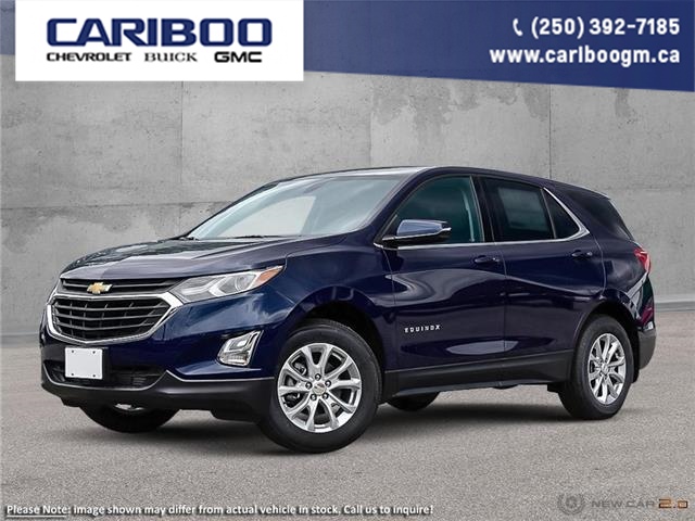 2020 Chevrolet Equinox LT (Stk: 20T155) in Williams Lake - Image 1 of 23