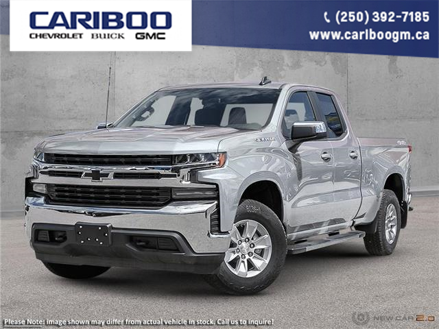 2020 Chevrolet Silverado 1500 LT (Stk: 20T125) in Williams Lake - Image 1 of 17
