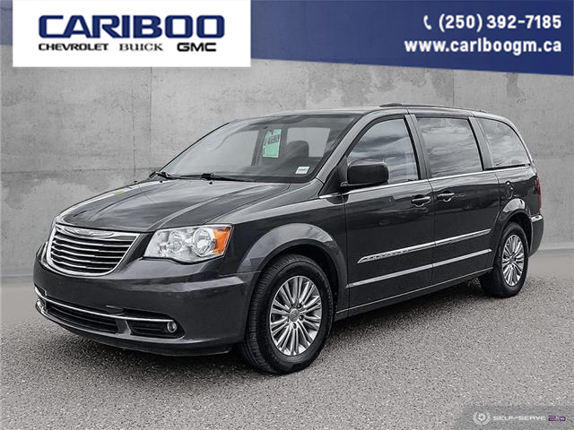 2015 Chrysler Town & Country Touring-L 2C4RC1CGXFR697012 20T166A in Williams Lake