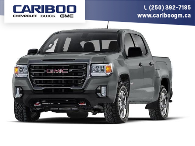 2021 GMC Canyon Elevation (Stk: 21T006) in Williams Lake - Image 1 of 1