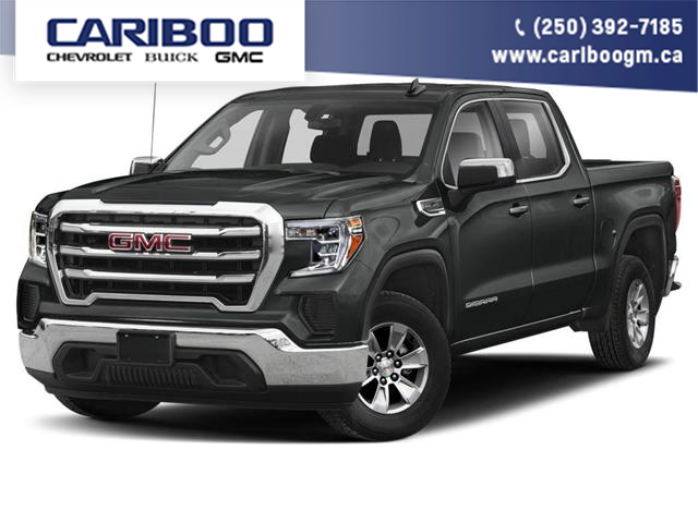2021 GMC Sierra 1500 SLE (Stk: 21T016) in Williams Lake - Image 1 of 9