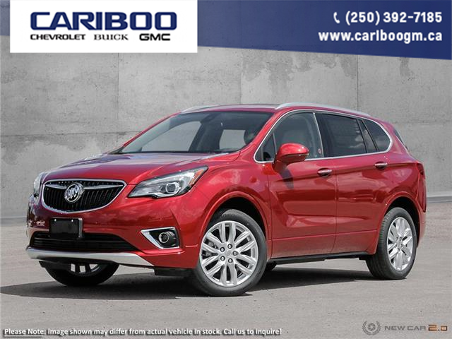 2019 Buick Envision Premium II (Stk: 19T230) in Williams Lake - Image 1 of 23