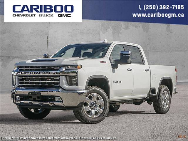 2020 Chevrolet Silverado 3500HD LTZ (Stk: 20T249) in Williams Lake - Image 1 of 23