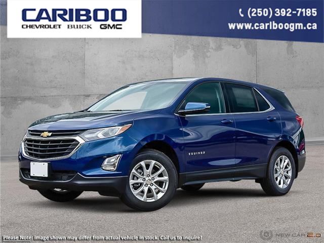 2021 Chevrolet Equinox LT (Stk: 21T018) in Williams Lake - Image 1 of 23