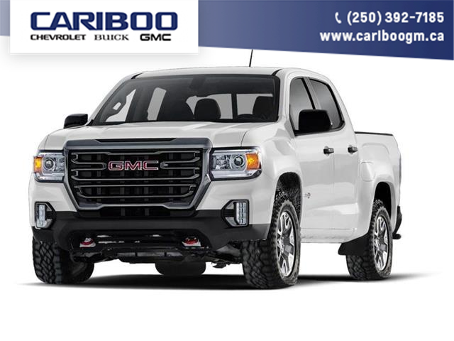 2021 GMC Canyon AT4 w/Cloth (Stk: 21T010) in Williams Lake - Image 1 of 1