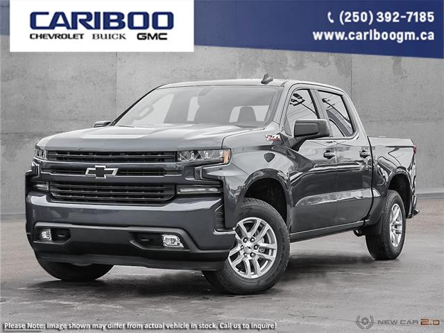 2021 Chevrolet Silverado 1500 RST (Stk: 21T040) in Williams Lake - Image 1 of 23