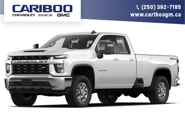 2020 Chevrolet Silverado 3500HD Work Truck (Stk: 20T256) in Williams Lake - Image 1 of 1