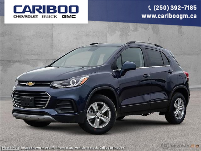 2021 Chevrolet Trax LT (Stk: 21T042) in Williams Lake - Image 1 of 23