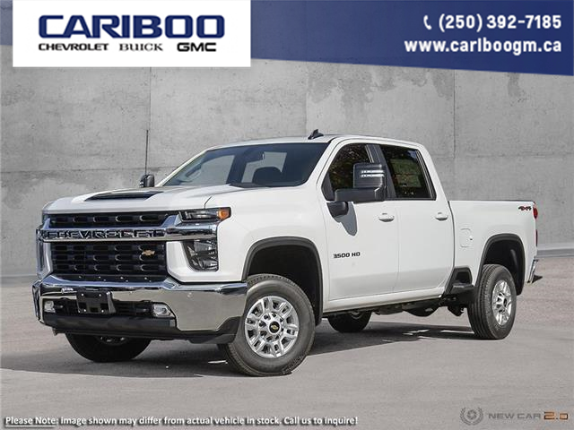 2020 Chevrolet Silverado 3500HD LT (Stk: 20T242) in Williams Lake - Image 1 of 22