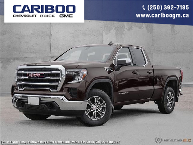 2021 GMC Sierra 1500 SLE (Stk: 21T021) in Williams Lake - Image 1 of 23