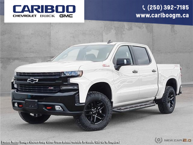 2021 Chevrolet Silverado 1500 LT Trail Boss (Stk: 21T035) in Williams Lake - Image 1 of 23