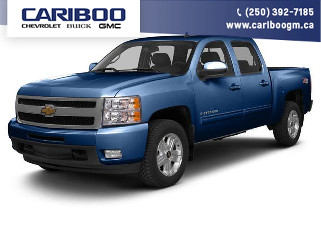 2013 Chevrolet Silverado 1500 LTZ (Stk: 20T211A) in Williams Lake - Image 1 of 1