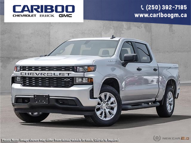 2021 Chevrolet Silverado 1500 Silverado Custom (Stk: 21T057) in Williams Lake - Image 1 of 23