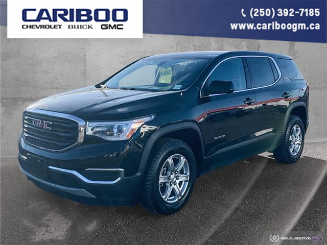 2018 GMC Acadia SLE-1 1GKKNRLS5JZ137996 21T019B in Williams Lake