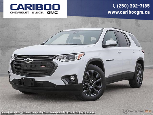 2021 Chevrolet Traverse RS (Stk: 21T089) in Williams Lake - Image 1 of 23